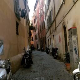 Jewish Ghetto-Rome