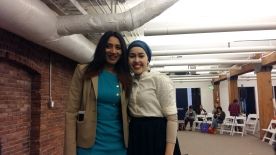 With Nandini Ramani, VP of Engineering at Twitter